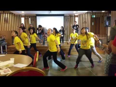 Turn it up (SVDP Dance Ministry)