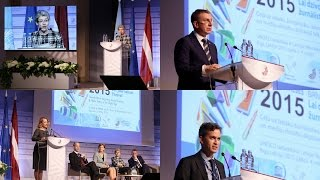 """Opening Ceremony of the World Press Freedom Day """"Free Flow of Ideas By Word and Image"""""""