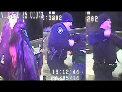 Superior WI POLICE BRUTALITY ASSAULT Against African American Female COMPLETE VIDEO
