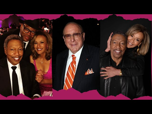 Marilyn & Billy with Clive Davis and Jimmy Jam: Quarentunes with Richard and Demi Weitz