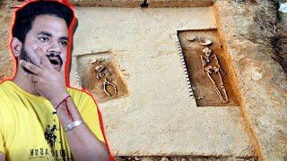 भारत में हुई दिल दहला देने वाली खोजें   MYSTERIOUS Discoveries From India!
