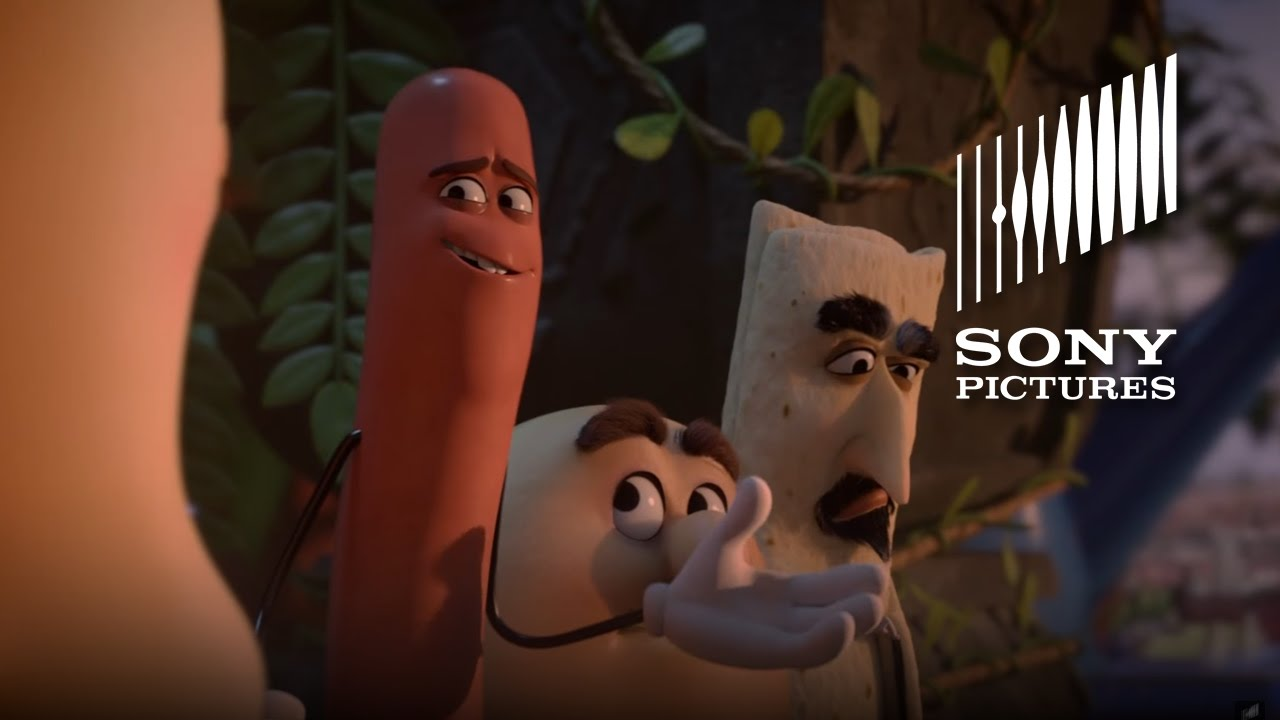 """Download Join the SAUSAGE PARTY: Now on Digital! """"Douche"""""""