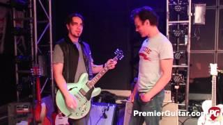 Rig Rundown - Halestorm's Lzzy Hale and Joe Hottinger