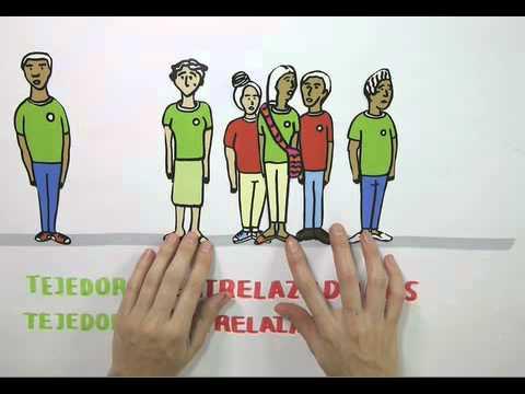 Entrelazando, reconstrucción del tejido social