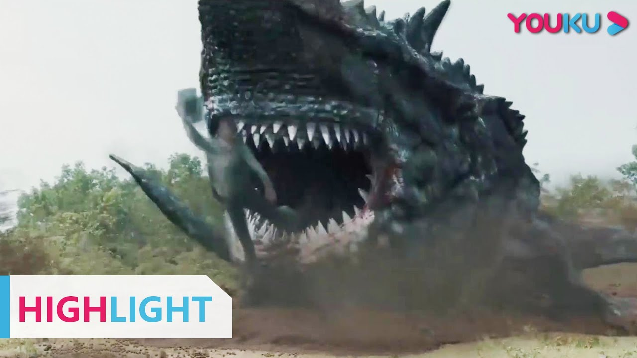 Download HIGHLIGHT: 小女孩荡着秋千,变异鲨鱼居然在身后悄然出现!  【陆行鲨 Land Shark】   YOUKU MOVIE   优酷电影
