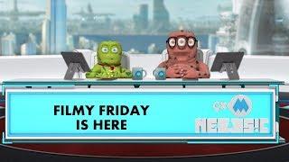 9XM Newsic - Filmy Friday   Captain Marvel   Badla   Bade   Chote