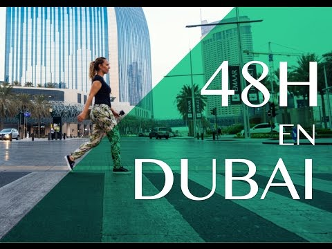 ❤️Qué ver en DUBAI en 2 días |  VLOG