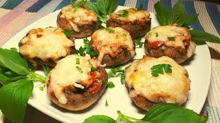 Шампиньоны и пп рецепты с грибами. ПП рецепты для похудения: вкусные грибы шампиньоны в духовке.