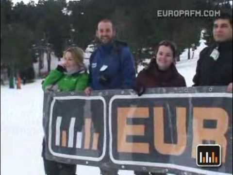 Esquiada Europa FM 2010