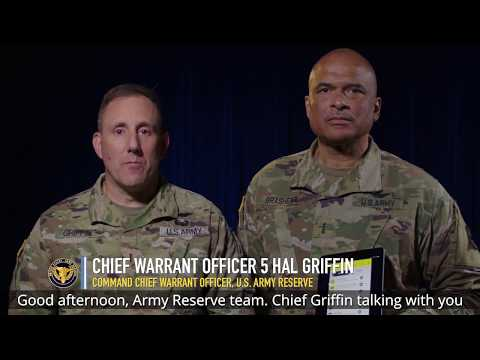Double Eagle App:  Warrant Officers Channel