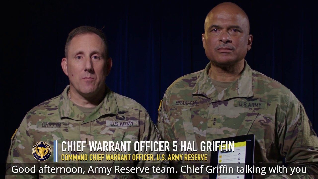 If you're a Warrant Officer in America's Army Reserve, you need to get the Double Eagle App and follow the Warrant Officer channel. Find out more in this video.