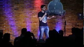 Mateus Caniceiro no Curitiba Comedy Club - Golden Shower - Stand-up Comedy