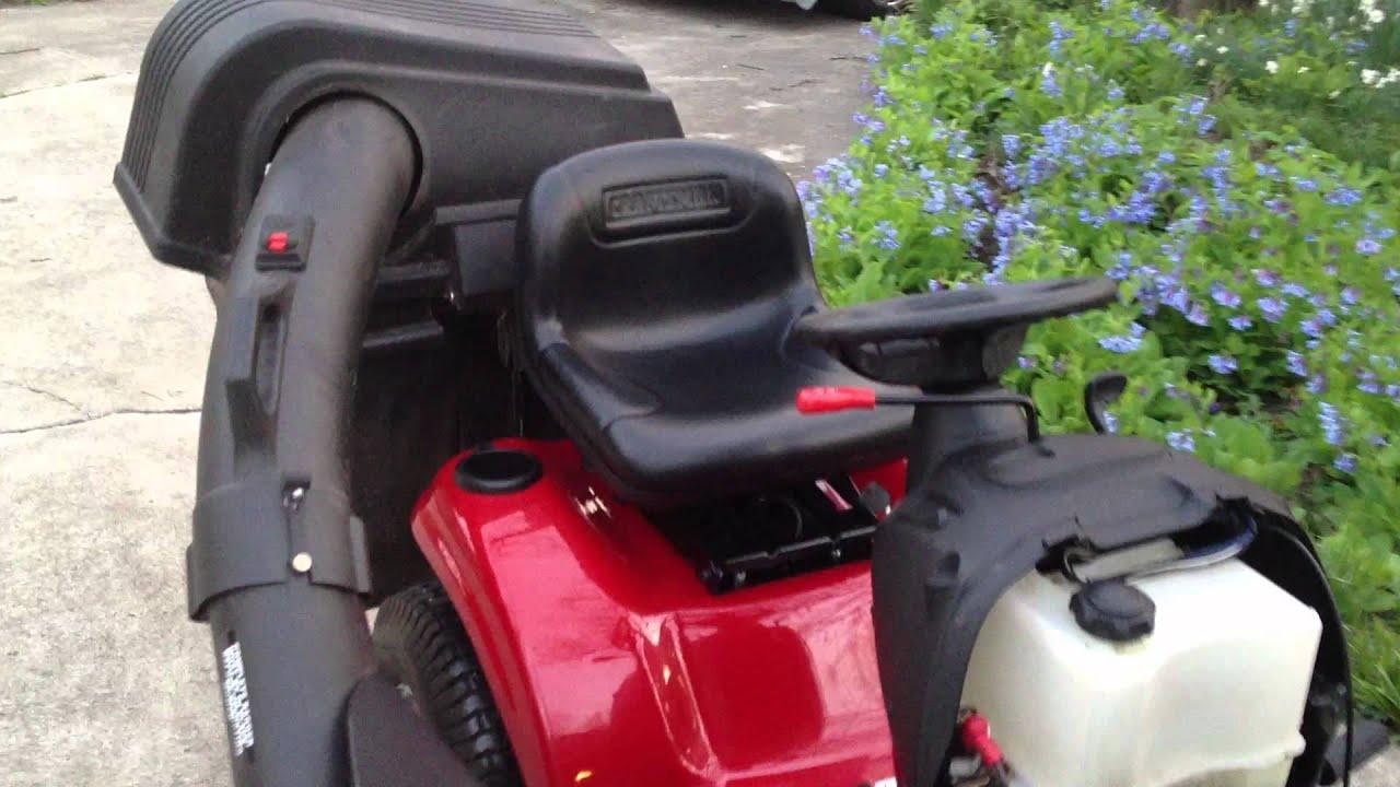 Craftsman Ys 4500 Riding Mower | Migrant Resource Network