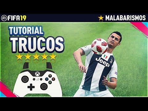El TRUCO Más DIFICIL De FIFA!!! 😱 | TUTORIAL MALABARISMOS De FREESTYLE!!! ⚽ FIFA 20/19