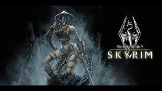 skyrim  Evolution v 2.7  Новое начало.  запись стрима часть 1. как есть