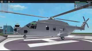 ROBLOX - NH-90 Landing