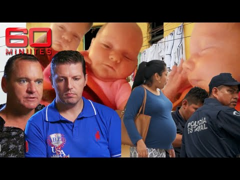 Inside The Corrupted World Of Commercial Surrogacy | 60 Minutes Australia