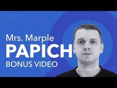 Mrs. Marple | Папич! Bonus Video