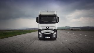 Sound Recording Session - Mercedes-Benz Actros