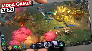 Best MOBA Games For Android | Best 5v5 MOBA Games for Mobile