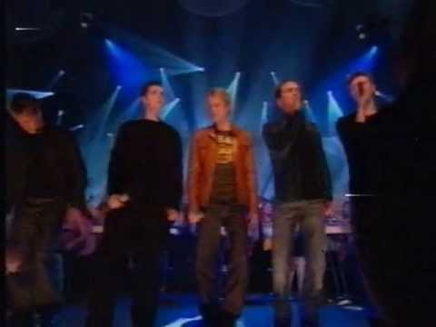 Westlife: My Love — Number One on Top of the Pops (TOTP)