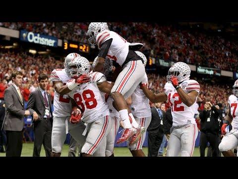 """Return to Glory"" || #1 Alabama VS #4 Ohio State 2015 Sugar Bowl"