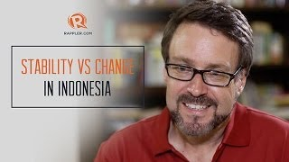 Monash University Prof. Greg Barton on Indonesian politics