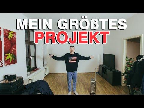 Vorbereitungen für das GROßE Projekt! + Wohnungsupdate | Jonah Pueschel
