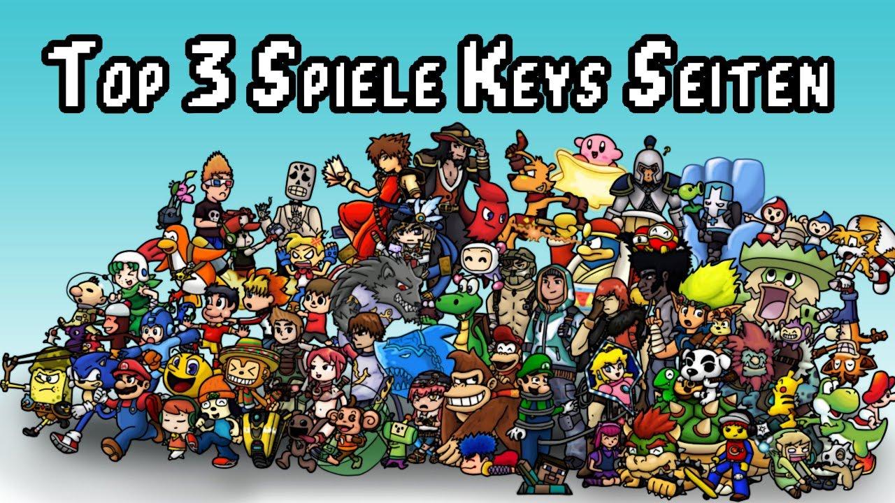 spiele key