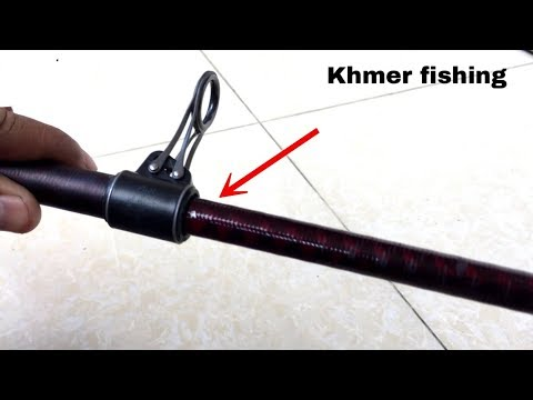 How To Repair Rod Shimano Surf Leader