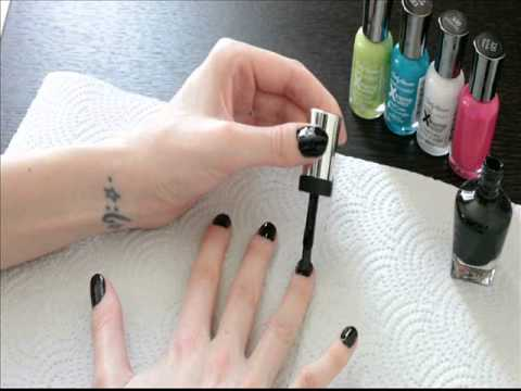 #8 Relaxing Painting Nails Whisper ASMR RunawayWhispers