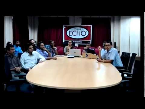 VKN NIMHANS ECHO R2R 28 August 2015 Rehabilitation of Homeless persons with Mental illness