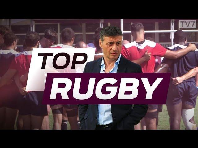 Top Rugby | Invité : Laurent Marti, président de l'Union Bordeaux Bègles