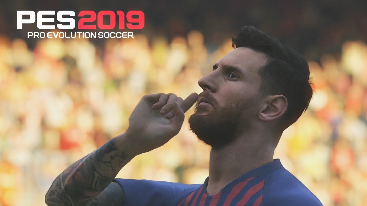 Pro Evolution Soccer 2019 - Gameplay Exclusif FR (Ps4 Pro)