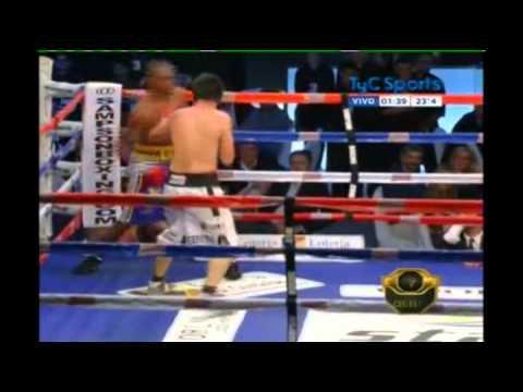 John JACKSON vs Carlos JEREZ - Full Fight - Pelea Completa
