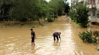 Хабаровск. 25 августа 2013 года(Анна Незнанова сообщает из Хабаровска:
