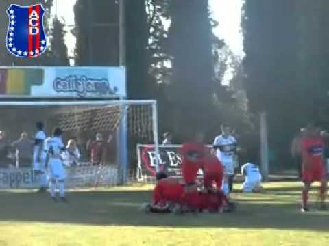 Fecha 19 Dep Argentino 1 Automoto 1 gol de Emi Sandoval