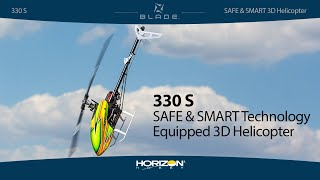 Load Video 1:  Blade 330 S Helicopter BNF Basic