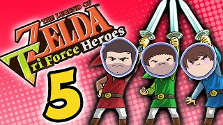 Zelda Tri Force Heroes: Movin