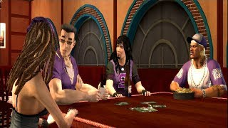 Saints Row 2 All Cutscenes (PS3/Xbox 360/PC) Game Movie 720p - Guy Version