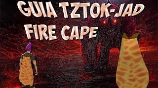 OSRS07 | TzHaar Fight Cave | Fire Cape |  Guia Basica  - VictorRs07