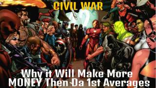 Civil War Movie: Will Make More Money?