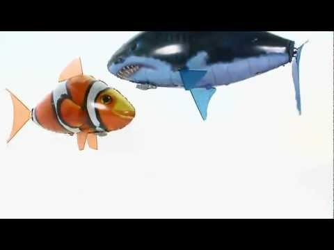 Air Swimmers EXtreme Assembly Instructions   Clownfish