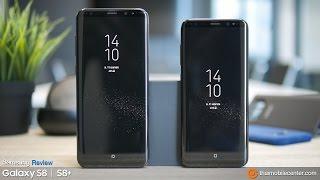 รีวิวเจาะลึก Samsung Galaxy S8 และ Galaxy S8+ ยอดเรือธงตัวท็อปรุ่นใหม่ เพื่อชีวิตแบบไร้กรอบ!
