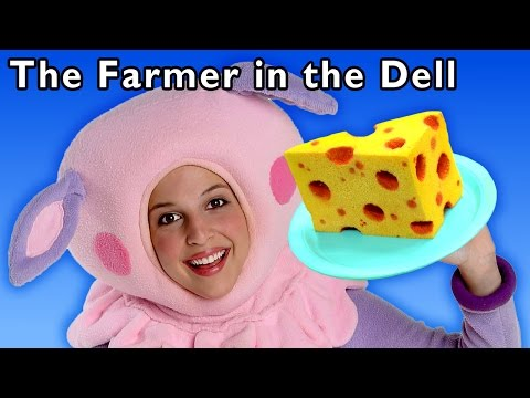 Baa Baa Surprises Everyone! | The Farmer in the Dell and More | Baby Songs from Mother Goose Club!