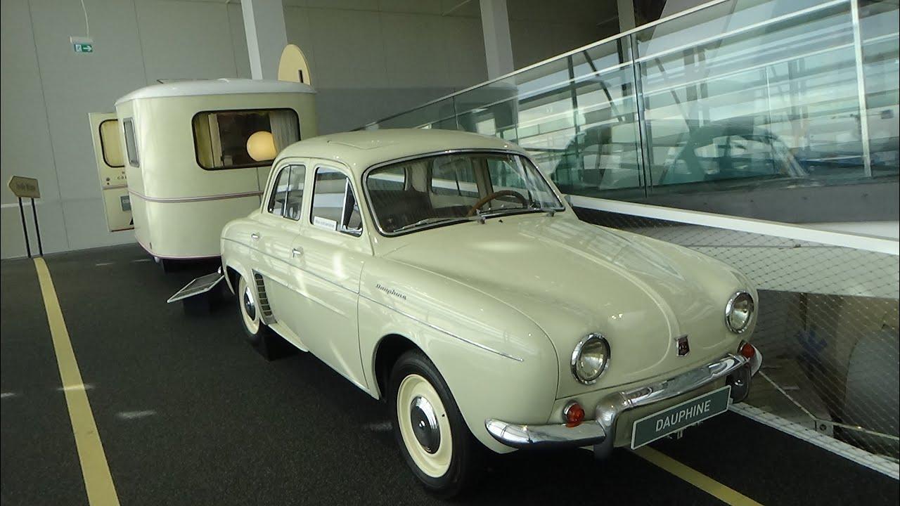 1962 Renault Dauphine - Hadi Columbus T 295 - Hymer Museum Bad Waldsee 2021