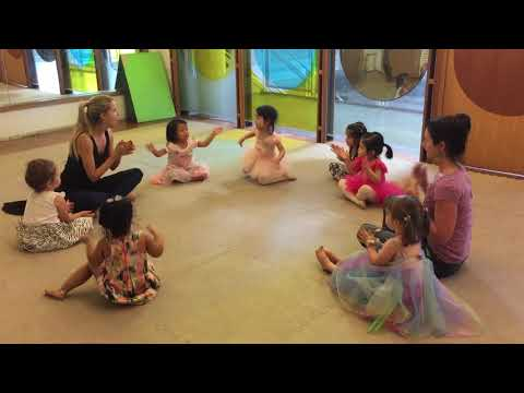 Baby Ballet @ Little Pea Kids Commons