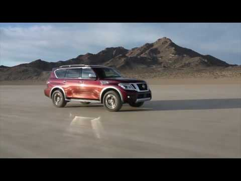 Nissan Armada: A Driving Television 'First Drive' Review