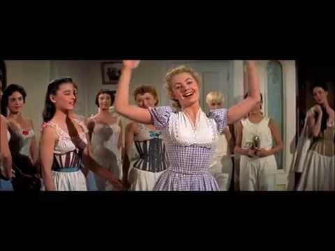 'Many A New Day' scene from Oklahoma! (1955)
