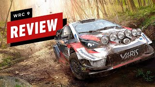 WRC 9 Review (Video Game Video Review)
